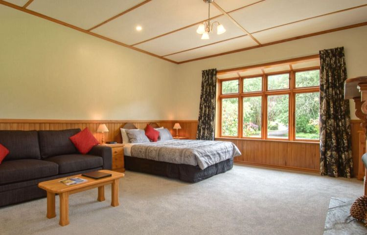Studio Apartment Queenstown country apartment accommodation arrowtown new zealand