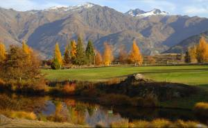 The beautiful Arrowtown Course